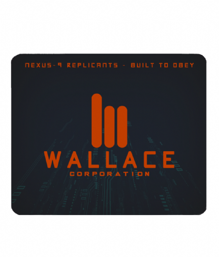 Wallace Corporation Blade Runner 2049 PC or Laptop Computer Mouse Mat